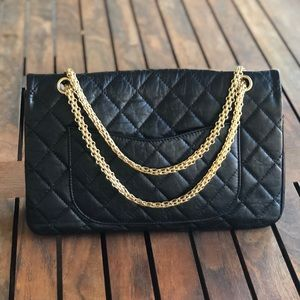 CHANEL Bags - Authentic Chanel 2.55 Reissue size 227 flap
